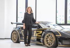 地球上最懂汽车的女性玛丽安:我为什么加盟赛